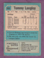 Footballer 1979-80 Light Blue Back